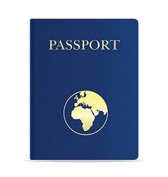 Passport 01 vector