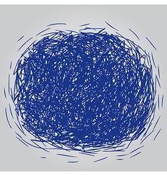 speech bubble 1 vector image vector image