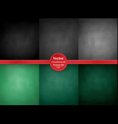school chalkboard backgrounds vector image