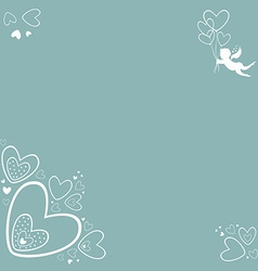 Sweetheart card vector
