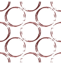 Wine stains seamless pattern vector