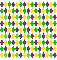 Mardi gras seamless pattern vector