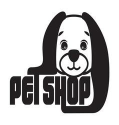 pet shop1 resize vector image vector image