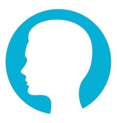 profile icon vector image