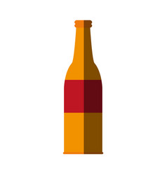 Bottle icon image vector