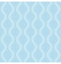 Blue vintage pattern vector