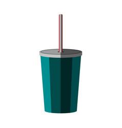 Soda beverage icon image vector