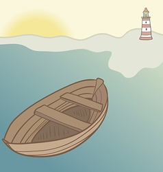 Shiplighthouse14 vector