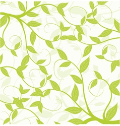 Vines background vector