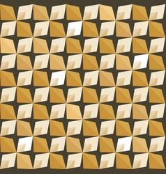 Abstract 70s geometry vector