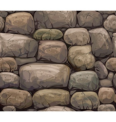 texture of stones vector image