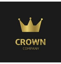 Crown company vector
