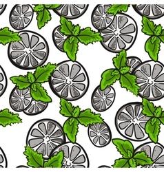 MojitoPattern vector image
