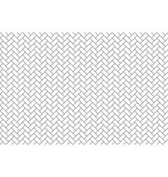 Parquet diagonal seamless horizontal background vector