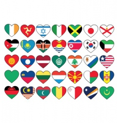 Flags vector