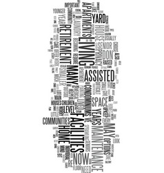 You re retired now what text word cloud concept vector