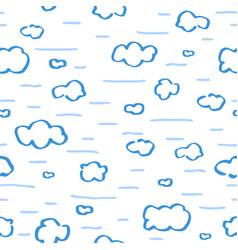 Doodle heaven 5 vector