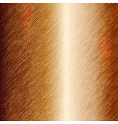 Abstract metallic copper background vector