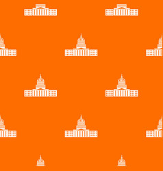 Capitol pattern seamless vector