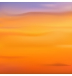Blurred backgrounds  sunset sunrise vector