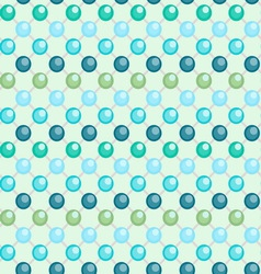 Beaded netting as seamless background vector