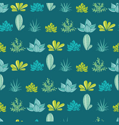 Dark blue green stripes seamless repeat vector