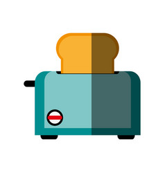 Kitchen appliance icon image vector