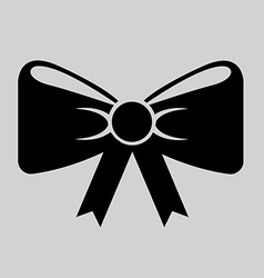 Bow design vector