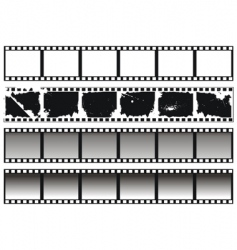 filmstrips vector image vector image
