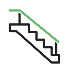 Staircase vector