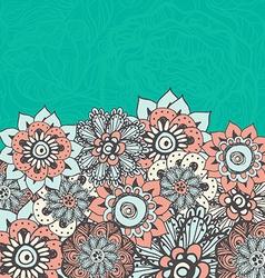 FlowerElements43 vector image vector image