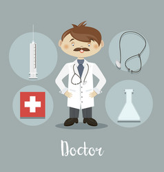 The doctor character vector