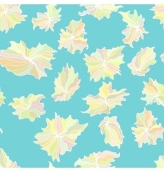 Seamless multicolor pattern vector