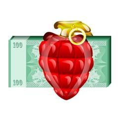 Money risk vector