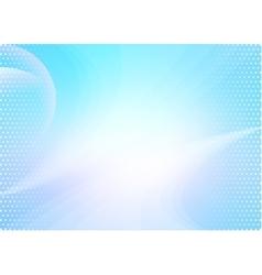 Ligh blue background vector image