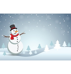 Christmas background 2 vector image vector image