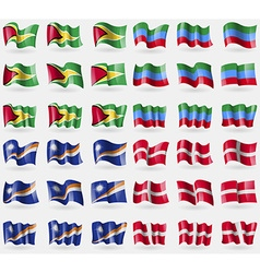 Guyana dagestan marshall islands military order vector