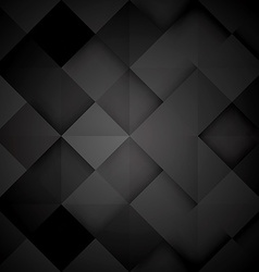 Technology Seamless Dark Pattern vector image vector image
