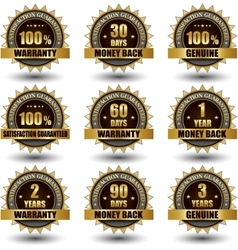 Set of golden labels satisfaction vector