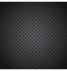 Pentagon cell metal background vector
