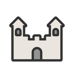 Castle i vector
