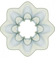 mesh pattern vector image vector image