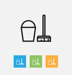 Of cleanup symbol on vector