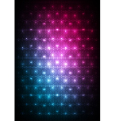 Abstract red blue background vector