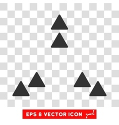 Move out round eps icon vector