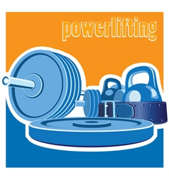 Powerlifting vector