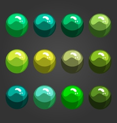 Shiny bubbles-1 vector