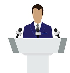 Speaker person vector