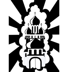 The Orthodox Church vector image