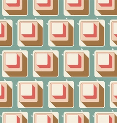 Retro seamless tile pattern background 0105 vector